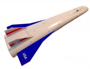 Quest X-30 Aerospace Plane